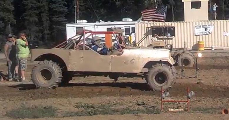 Tundra Terror vs. Dirty Thrills